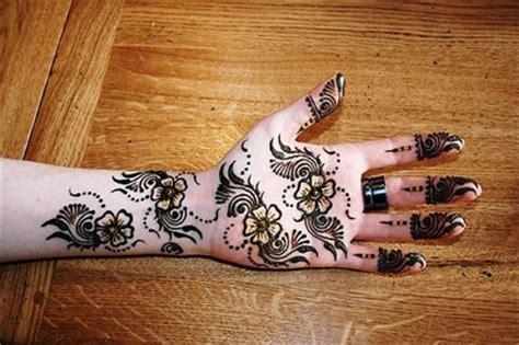 design henna unik inikah yang unik foto mehndi seni tato india paling