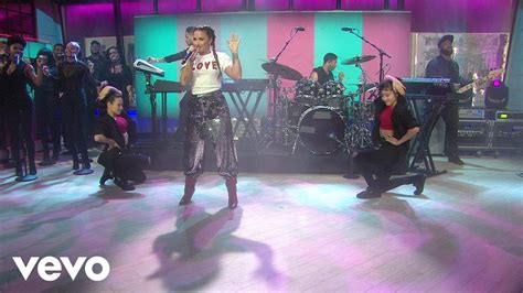 demi lovato sorry not sorry today show demi lovato sorry not sorry live on the today show