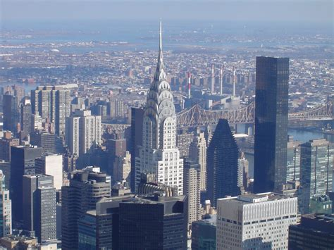 Chrysler Building by On Top Of The World At The Chrysler Building New York