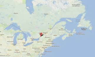 canada map st river solitude st river brockville ontario canada