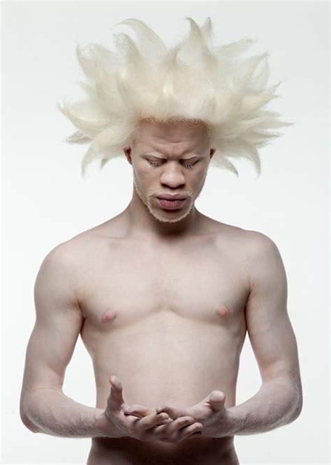 albino hair feel albino model deejay jewell beautifullest thing in this