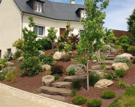Modele De Rocaille De Jardin