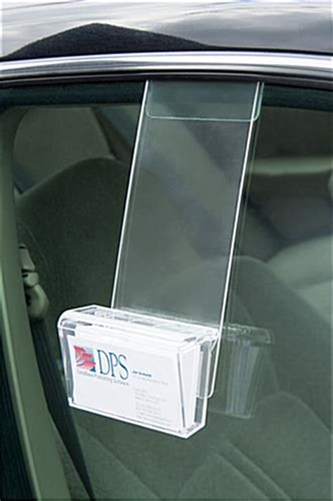 Car Business Card Holder car business card holder fits up to 50