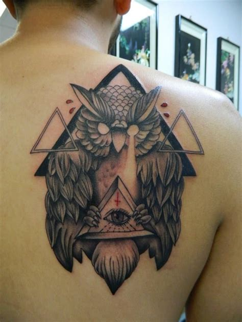 illuminati owl tattoo design illuminati owl tattoo by juniorxx1031 on deviantart