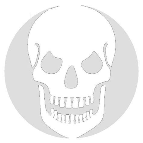 printable skull stencils free 40 pumpkin carving printables to upgrade your jack o