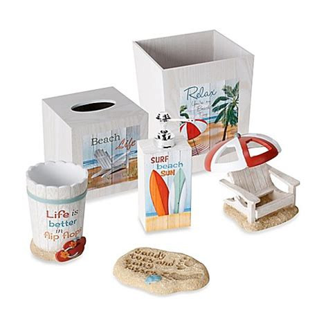 bed bath and beyond products beachtime bath ensemble bed bath beyond