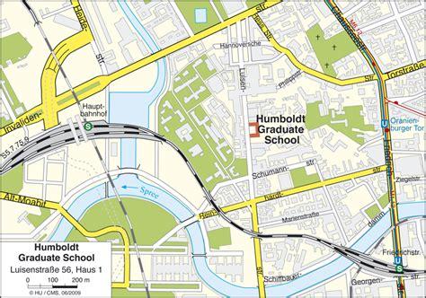 Mba Berlin Humboldt by Standort Luisenstrasse 56 Humboldt Graduate School