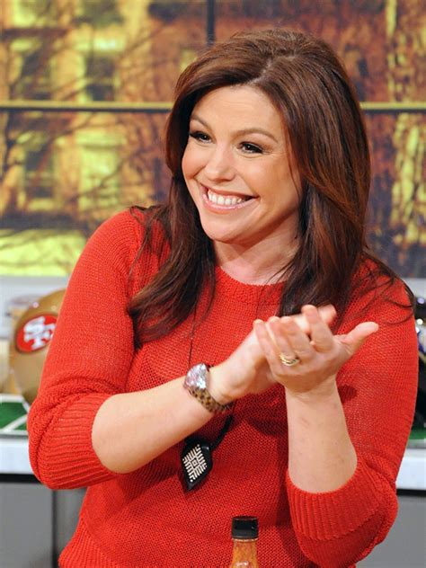 why does rachel ray not wear makeu or fix her hair 7 times rachael ray actually had good hair though she is