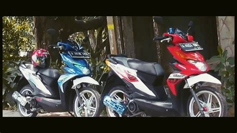 babylook beat modifikasi simpel honda beat new babylook style beat