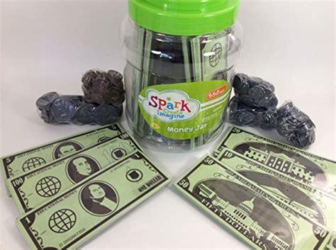 spark create imagine learning activity spark create imagine money jar over 550pcs toy currency