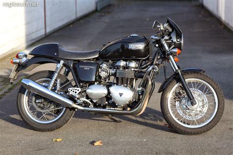 Motorrad Tuning D Sseldorf by Triumph Thruxton 900 Tuning Umbau Wartung