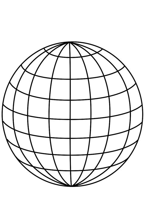 world map clip black and white clipart panda free