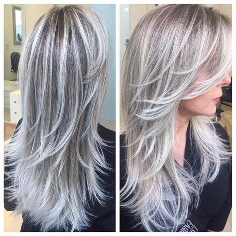platinum blonde hair with black lowlights platinum blonde with black lowlights 1000 images about