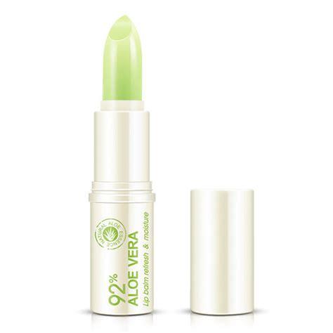 Bioaqua Aloe Vera Lipbalm bioaqua lip balm skin care hyaluronic acid