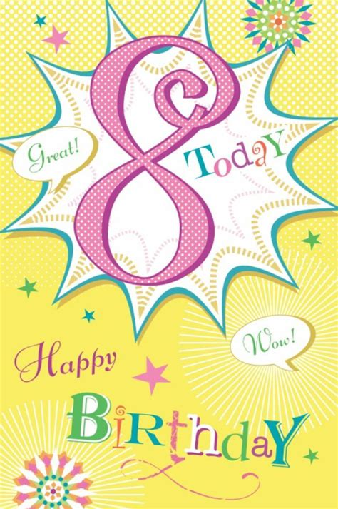 Happy 8th Birthday Quotes 704 Best Images About Happy Birthday On Pinterest Happy