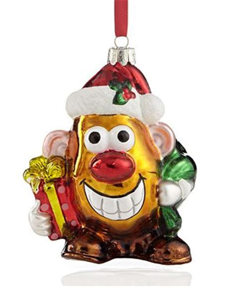 kurt adler mr potato head christmas ornament macy s