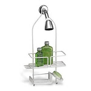 Shower Over The Bath Ideas shower caddy bed bath amp beyond