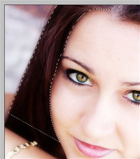 tutorial highligt rambut tutorial manipulasi foto photoshop cara mewarnai rambut