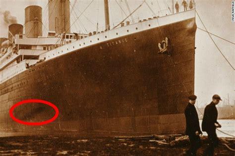 fotos reales del barco titanic 191 no fue un iceberg el que hundi 243 al titanic revelan