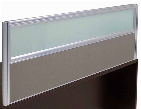 Desk Mounted Privacy Panels by 24 Quot H Desk Mount Privacy Panel Series 24 Quot W X 24 Quot H Panel