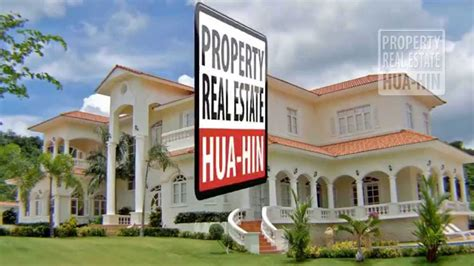 thailand house for sale property real estate hua hin thailand house for sale hua
