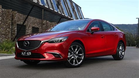 mazda m6 mazda 6 atenza sedan 2016 review road test carsguide