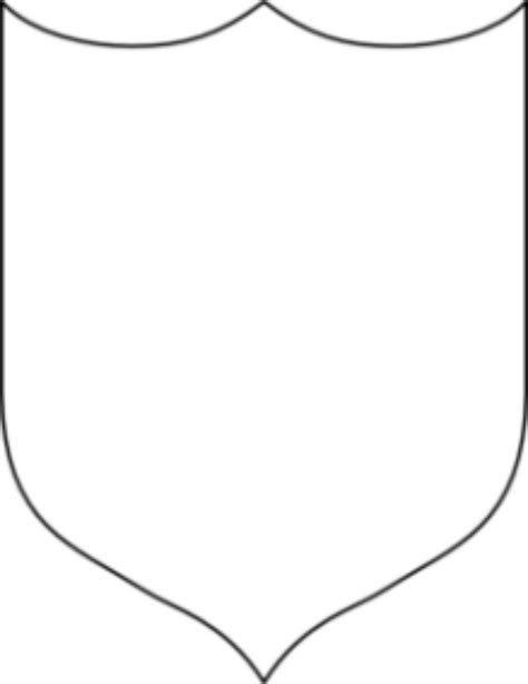 shield coloring page coloring pages for kids and for