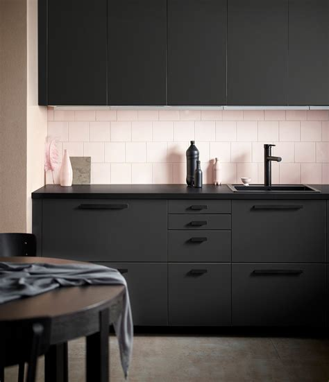 Ikea Kitchen Cabinet Installation by Ikea S New Kitchen System Is Made From Plastic Bottles