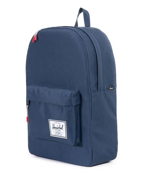Backpack Blue herschel supply co classic navy backpack in blue for lyst
