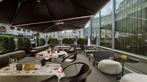 restaurant le w terrasse restaurant w lounge h 244 tel w op 233 ra 224 75009