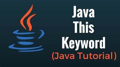 java tutorial this keyword java this keyword java programming tutorial doovi