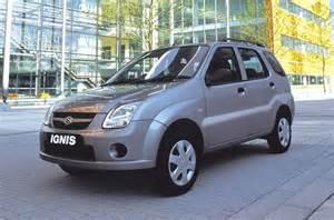 Suzuki Cars 2003 Suzuki Ignis 2003 Car Review Honest