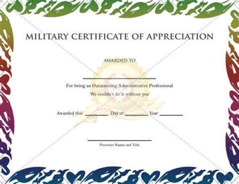 17 Best images about Appreciation Certificate on Pinterest