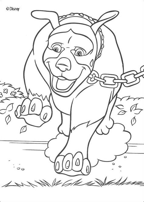 Nugent The Rottweiler Coloring Pages Hellokids Com Rottweiler Coloring Pages