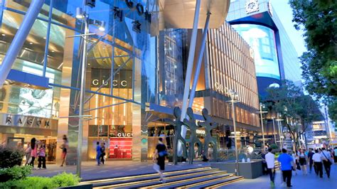 singapore retail rents tenants market  retail asia