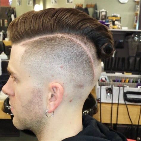 hair styles for men with line shaved cool hair designs for men and hairstyle trends for 2016