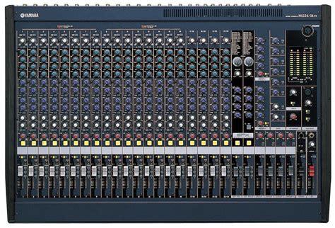 Mixer Yamaha Mg 24 yamaha mg 24 14 fx