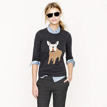 Animal Pullover fall trend animal sweaters a cup of jo