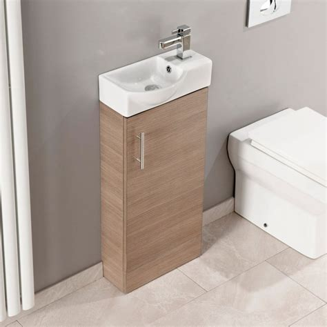 Cloakroom Basin With Vanity Unit by Maisie 400mm Cloakroom Vanity Unit With Oversized Basin