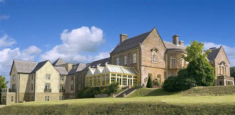 refurbished wyck hill house hotel   cotswolds