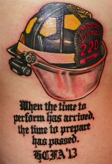 helmet tattoo gallery for gt firefighter helmet tattoos firefighter