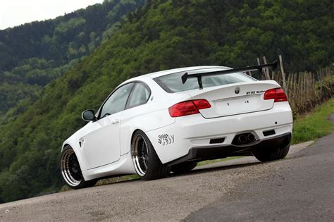 custom bmw 3 series alpha n performance bt92 is a meaner bmw 3 series coupe