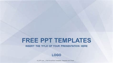 free grey abstract powerpoint templates download free