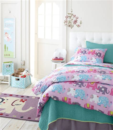 elephant themed bedroom elephant bedroom for kids contemporary kids burlington by garnet hill