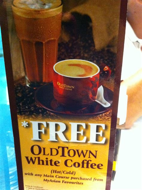 Coffee Town town white coffee restaurant just rambling