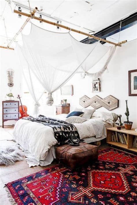 modern bohemian bedroom inspiration diy gypsy ideas dorm modern white decor vintage hippie