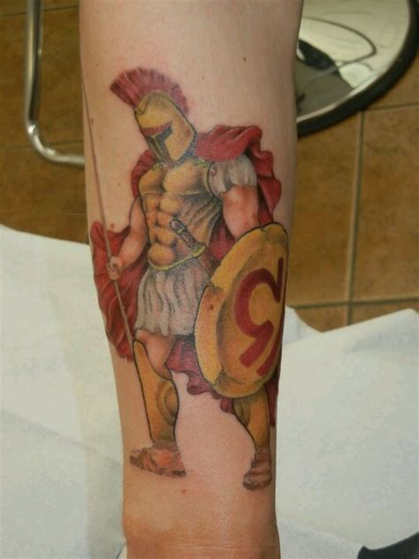 roman soldier tattoo slc ink salt lake city utah www slcinktattoo net