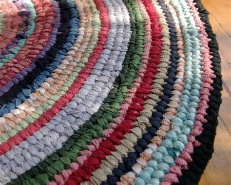 toothbrush rag rug toothbrush rag rug in progress made with clothes creative stuff clothes in