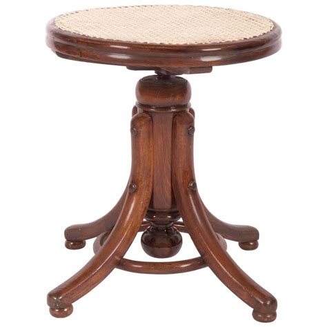 Adjustable Piano Stool by Adjustable Piano Stool For Sale At 1stdibs