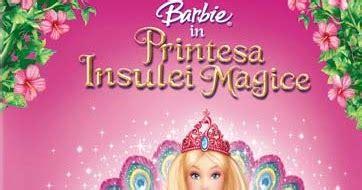 film barbie nou desene animate barbie printesa insulei magice in romana